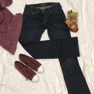 Lucky Brand Lolita Boot Dark Wash Jeans